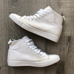 White Sneakers - American Eagle Shoes -White Shoes